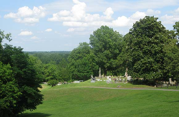 Helena Confederate Cemetery